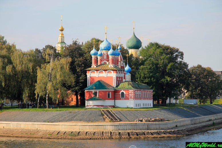 Достопримечательности Углича: Угличский кремль