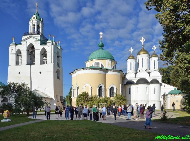Достопримечательности Ярославля: Спасо-Преображенский собор