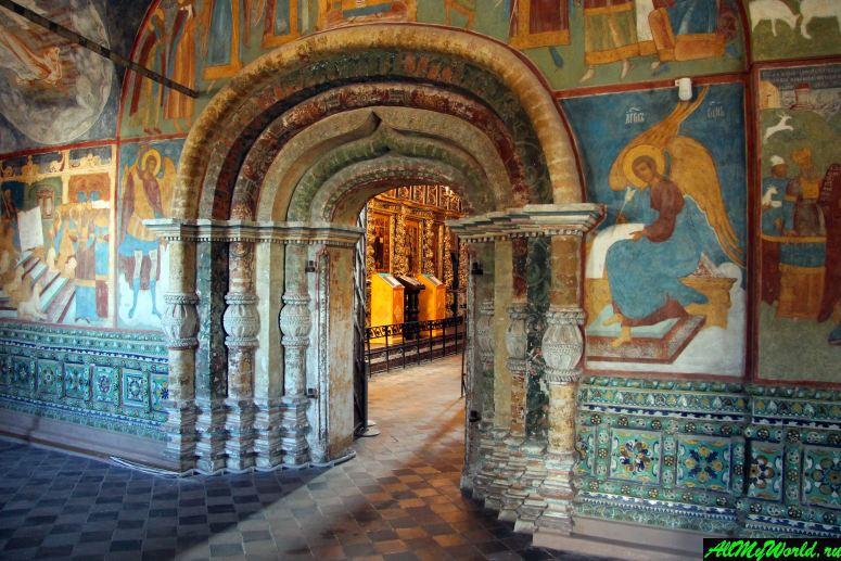 Достопримечательности Ярославля: церковь Ильи Пророка