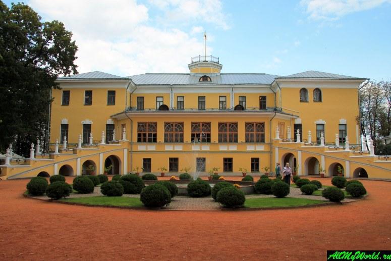 Достопримечательности Ярославля: Дом губернатора