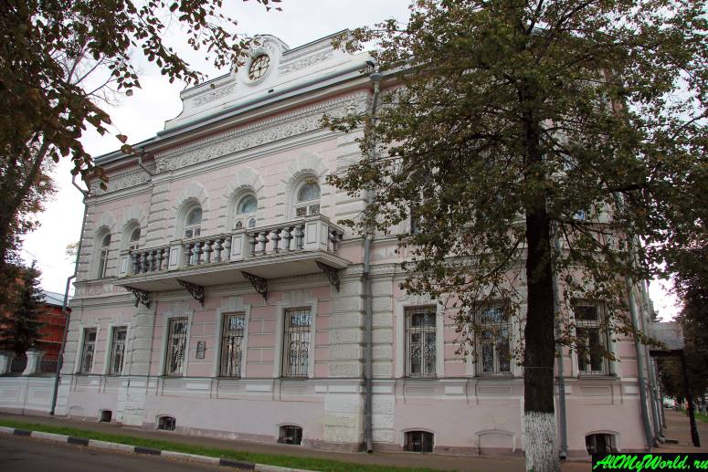 Достопримечательности Ярославля: Музей истории города Ярославля