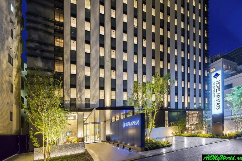 Где остановиться в Токио: Hotel Mystays Premier Akasaka