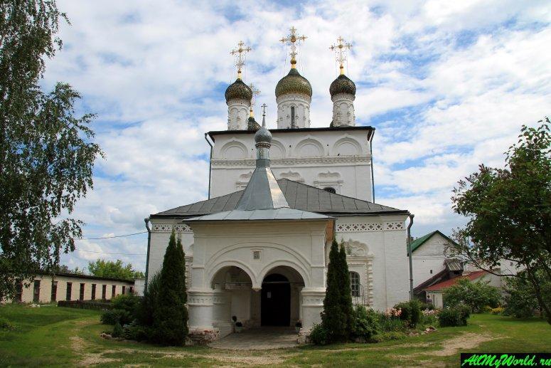Достопримечательности Гороховца: Свято-Сретенский монастырь