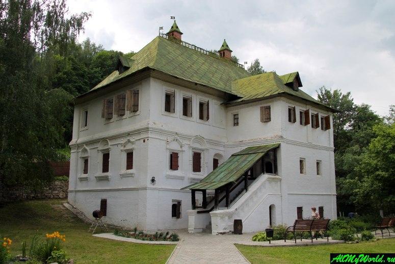 Достопримечательности Гороховца: Дом Ершова (Сапожникова)