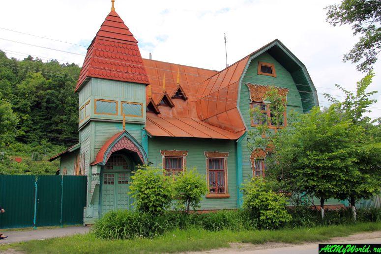 Достопримечательности Гороховца: дом Пришлецова