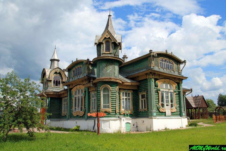 Достопримечательности Гороховца: дом Шорина