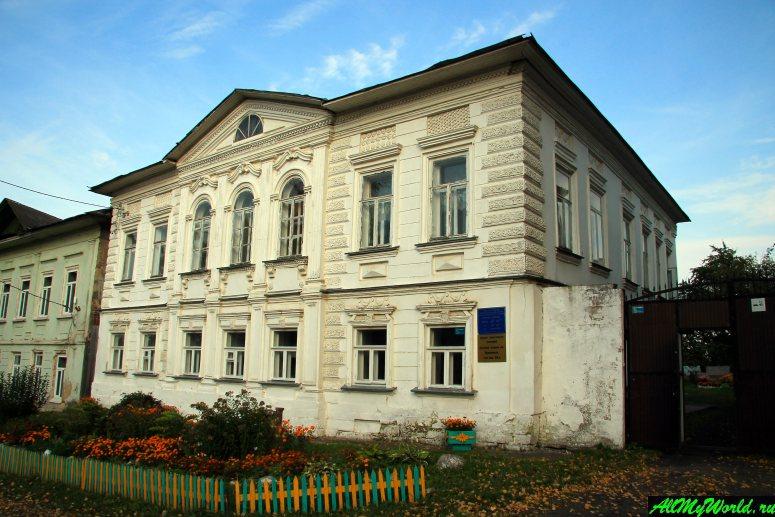 Достопримечательности Калязина - Дом Коровкиных