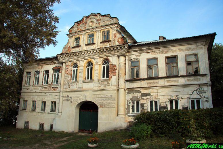 Достопримечательности Калязина - Дом Рыжковых