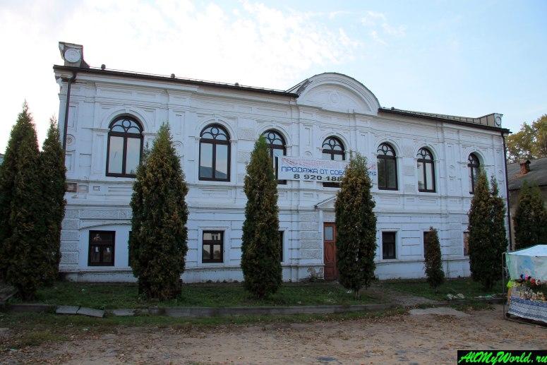 Достопримечательности Калязина - Дом Семеновых