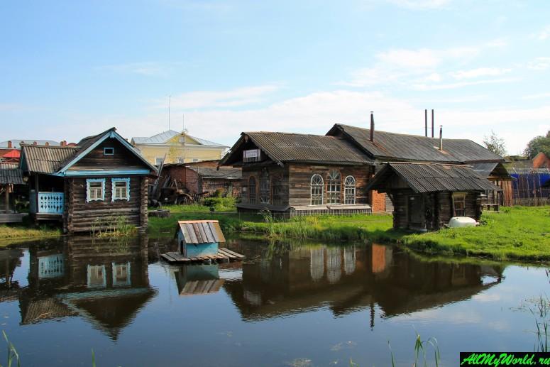 Достопримечательности Мышкина - Музей крестьянской архитектуры малых форм