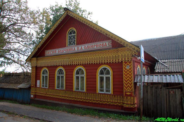 Достопримечательности Мышкина - Музей П.А.Смирнова
