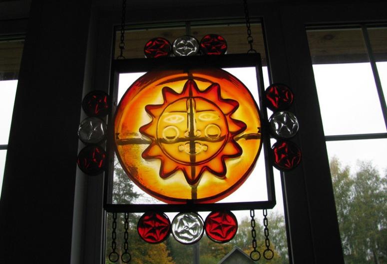 Достопримечательности Плеса: Музей декоративного стекла