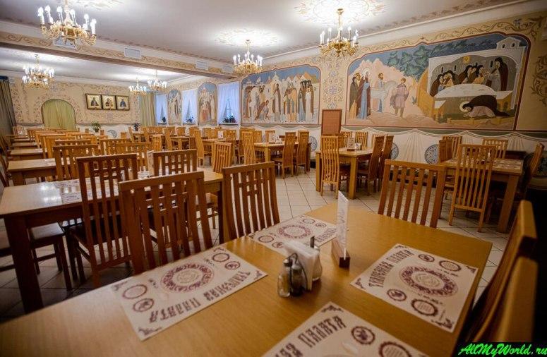Где остановиться в Сергиевом Посаде - Старая гостиница Лавры
