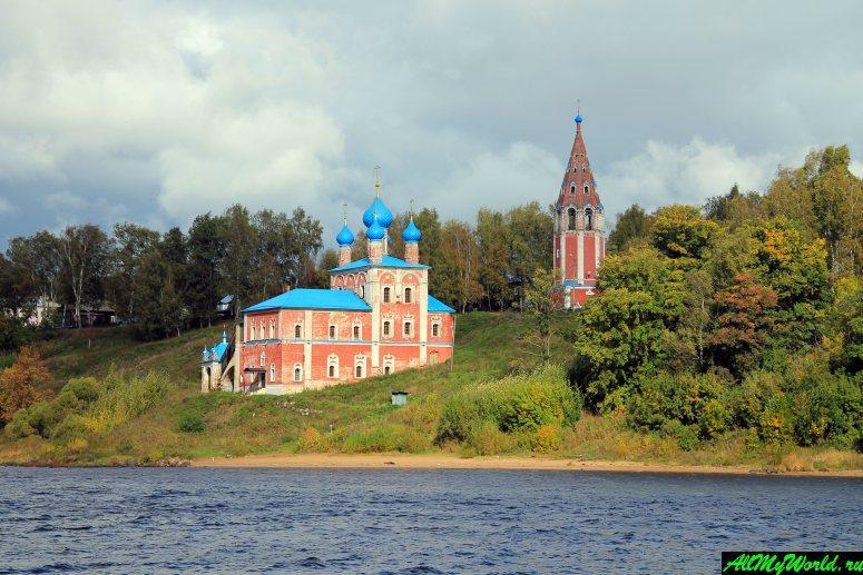 Достопримечательности Тутаева: Казанская церковь