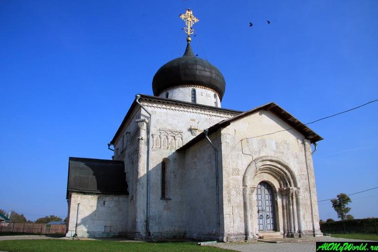Достопримечательности Юрьева-Польского: Георгиевский собор