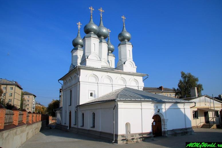Достопримечательности Юрьева-Польского: Рождественская церковь