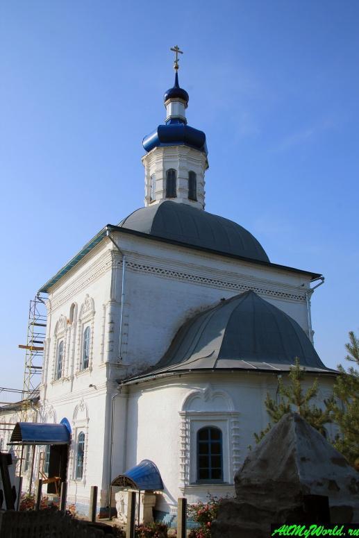 Достопримечательности Юрьева-Польского: Свято-Введенский Никоновский монастырь