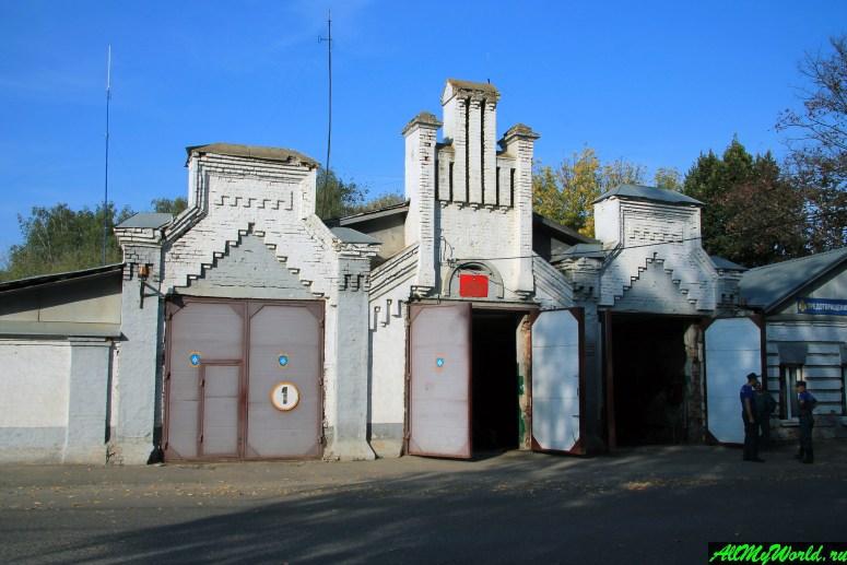 Достопримечательности Юрьева-Польского: пожарное депо