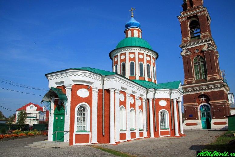 Достопримечательности Юрьева-Польского: церковь Никиты Мученика