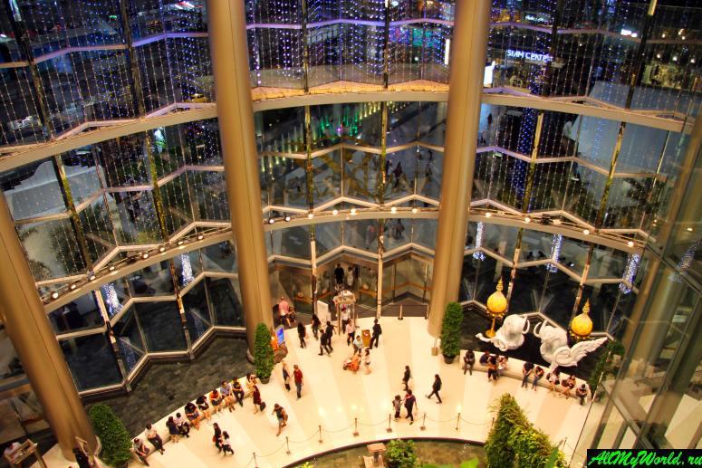 Достопримечательности Бангкока - Торгово-развлекательный центр Siam Paragon