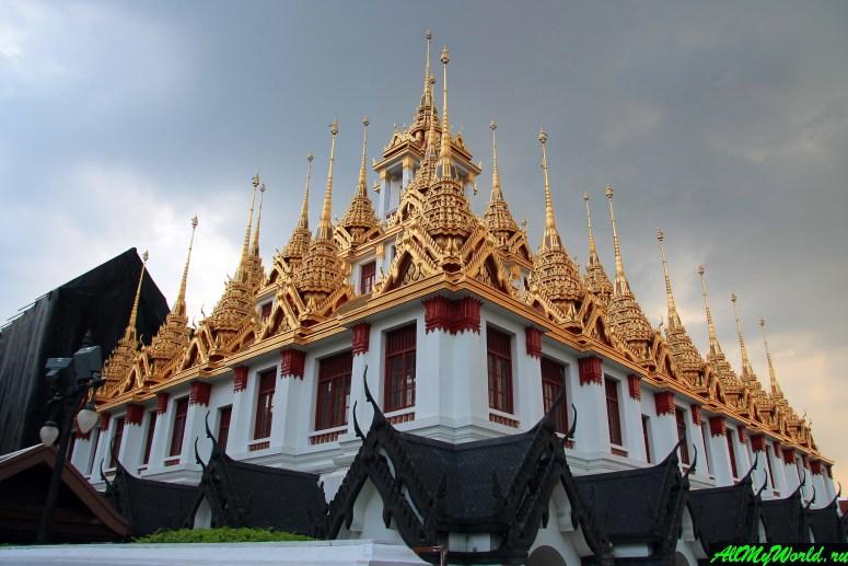 Достопримечательности Бангкока - Ват Ратчанадарам