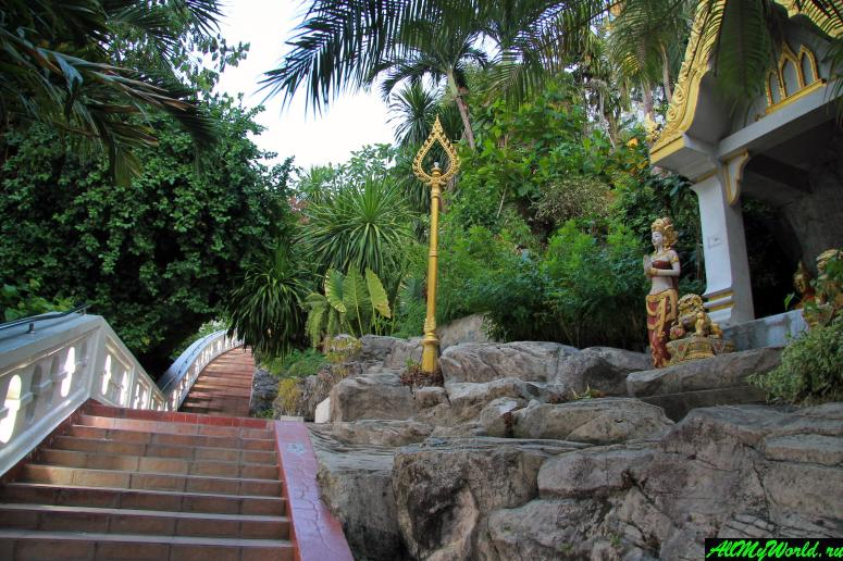 Достопримечательности Бангкока - Ват Сакет (Храм Золотая Гора)