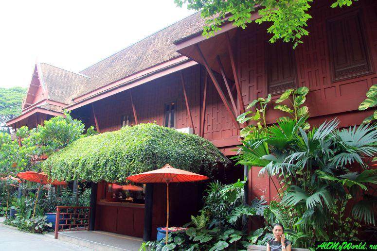 Достопримечательности Бангкока - Дом-музей Джима Томпсона