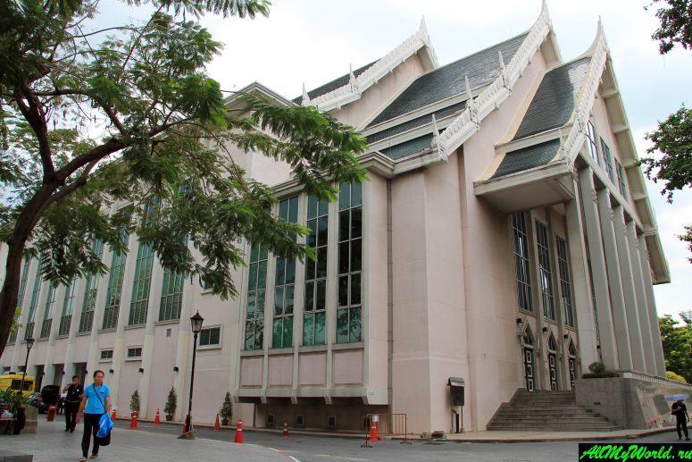 Достопримечательности Бангкока - Национальный музей Бангкока
