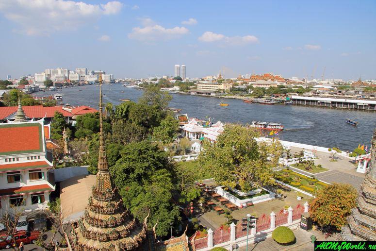 Достопримечательности Бангкока - Река Чао Прайя и клонги Бангкока