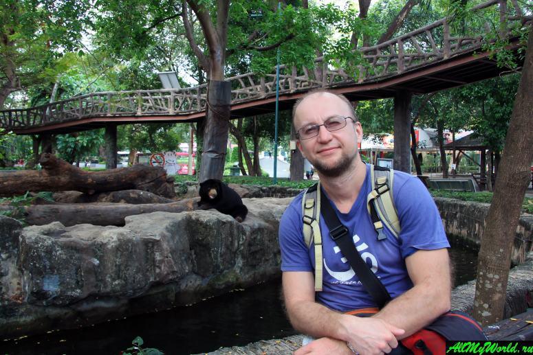Достопримечательности Бангкока - Зоопарк Дусит