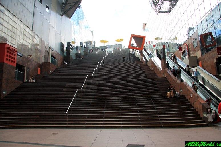 Достопримечательности Киото - Центральный вокзал Киото
