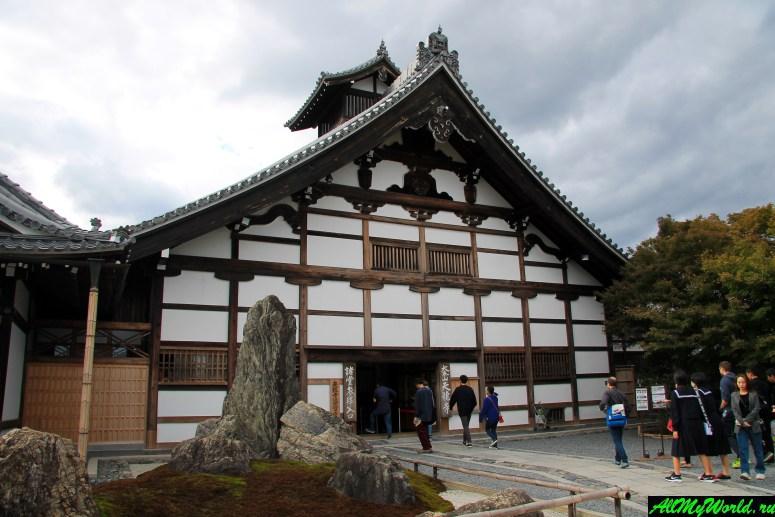 Достопримечательности Киото - Храм Тэнрю-дзи