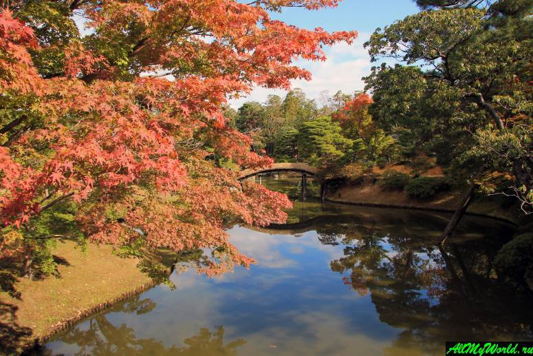 Достопримечательности Киото - Императорская вилла Кацура