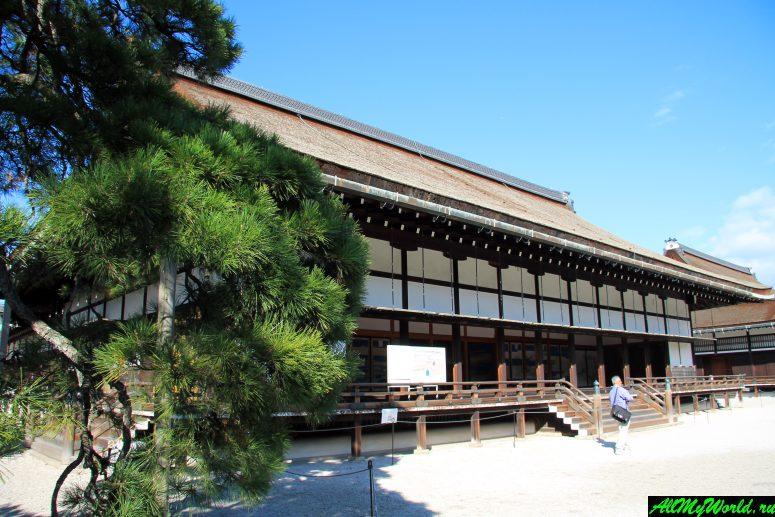 Достопримечательности Киото - Императорский дворец