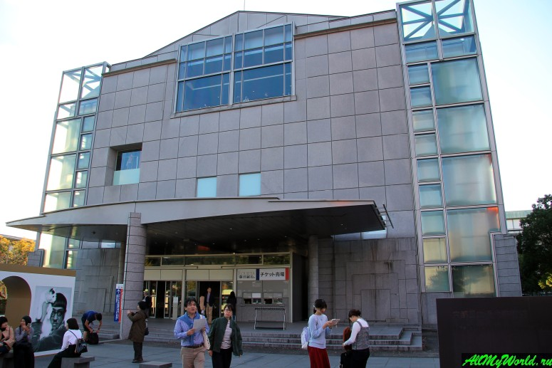 """Достопримечательности Киото - """"Музейный городок"""" Киото"""