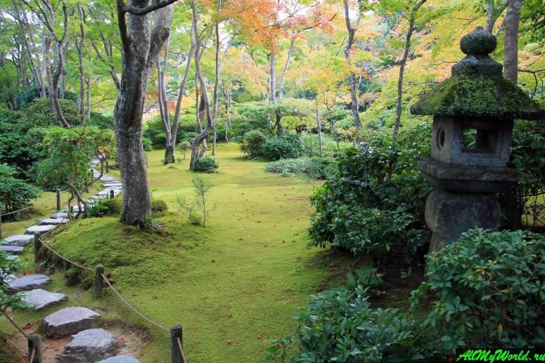 Достопримечательности Киото - Вилла Окоти-Сансо