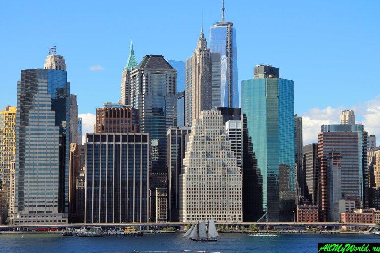 Достопримечательности Нью-Йорка - Бруклин