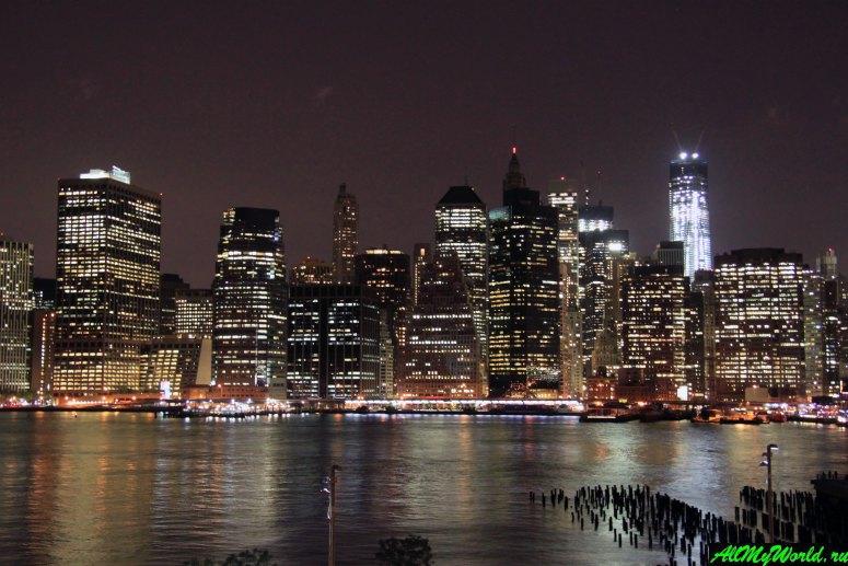 Достопримечательности Нью-Йорка - Нижний Манхэттен