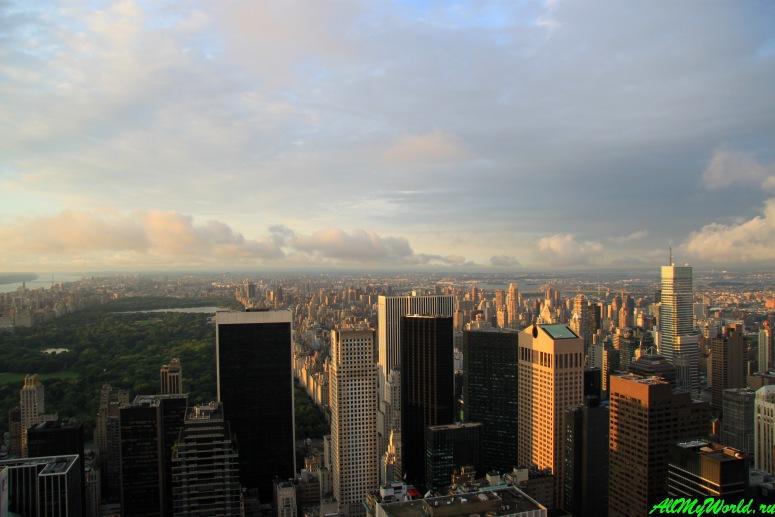 Достопримечательности Нью-Йорка - Рокфеллер-центр