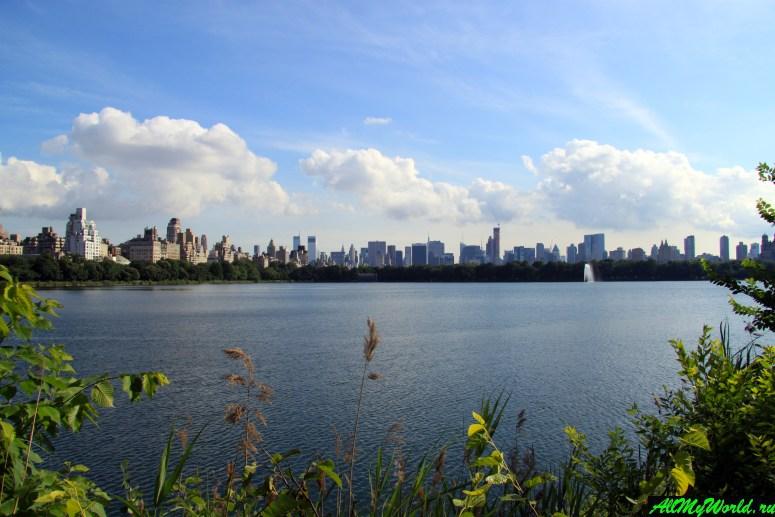 Достопримечательности Нью-Йорка - Центральный парк Central Park