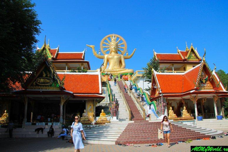 Достопримечательности острова Самуи: Биг Будда (Big Buddha)