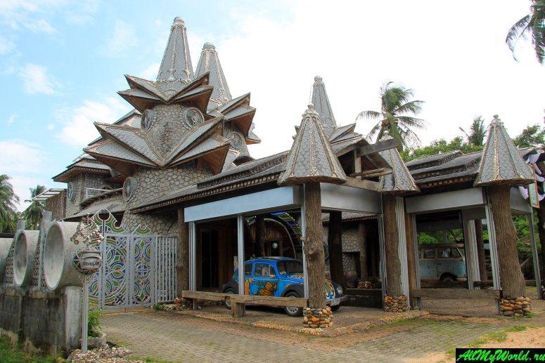 Достопримечательности острова Самуи: Арт-галерея Local House