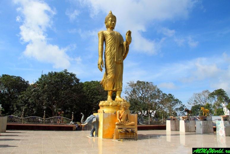Достопримечательности острова Самуи: Биг Будда в горах