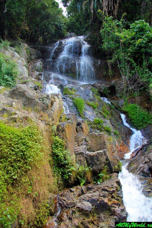 Достопримечательности острова Самуи: Водопад Намуанг-2
