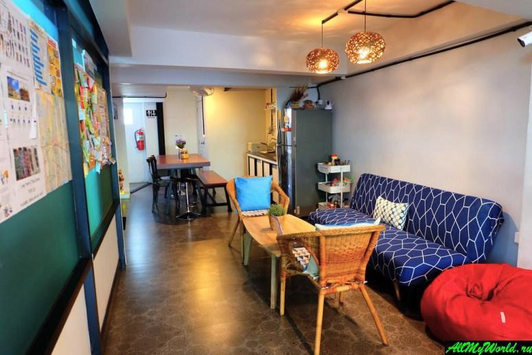 Где остановиться в Бангкоке: Arun Old Town hotel