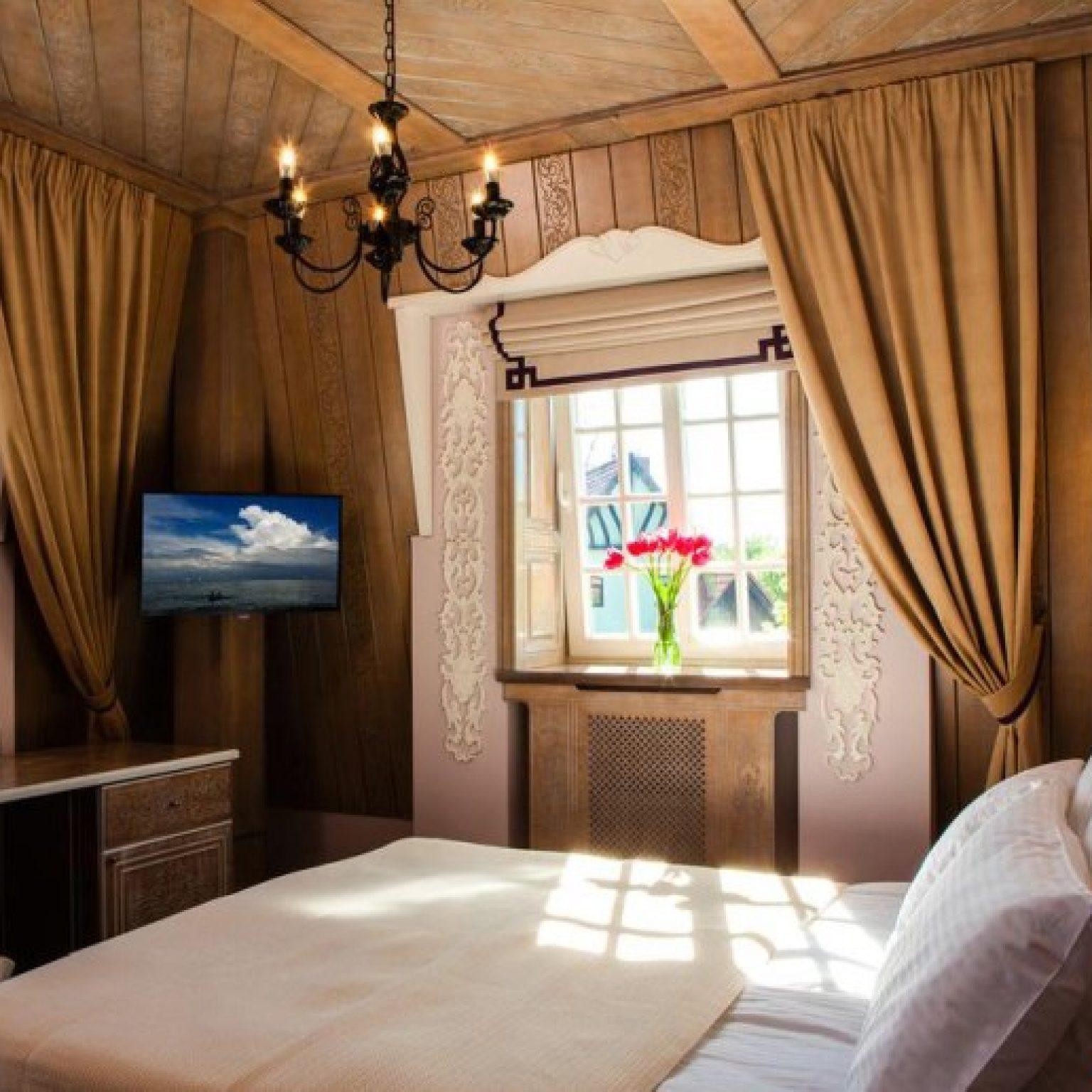 Где остановиться в Калининграде - Отель Villa Toscana