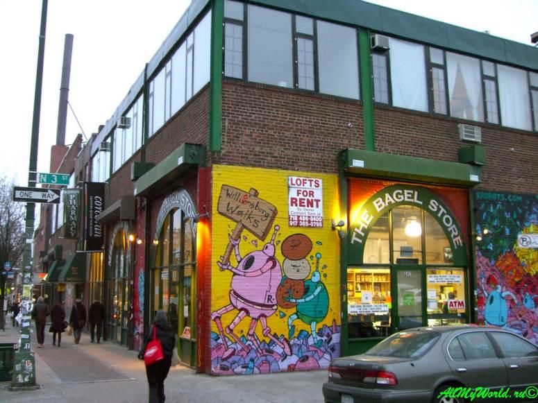 """Места силы"" Нью-Йорка: Бруклин, Брайтон-бич и Кони-Айленд"