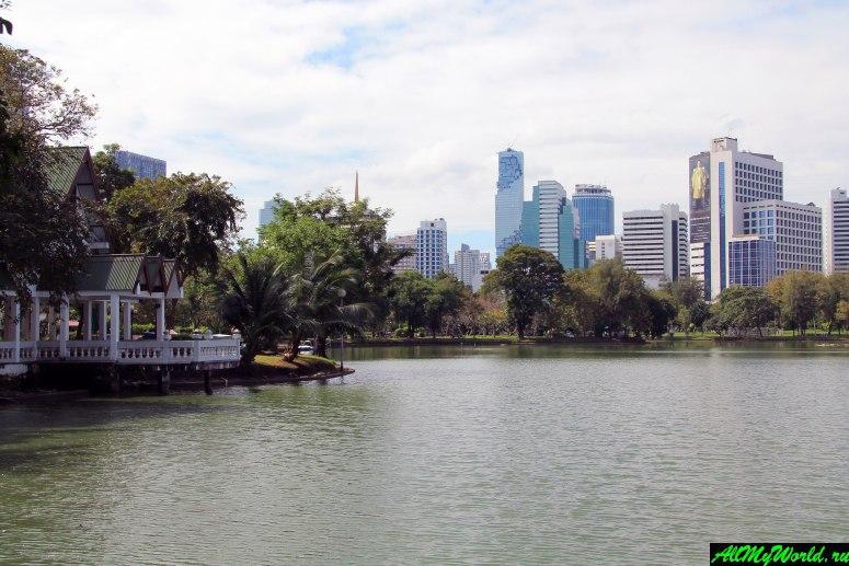 Парки Бангкока: Люмпини