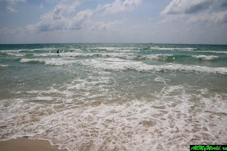 Чавенг - самый популярный пляж Самуи