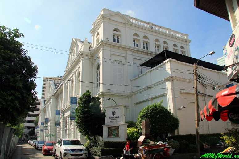 Шоппинг в Бангкоке: Торговый центр OP Place